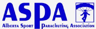 Alberta Sport Parachuting Association Logo
